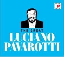 The Great Luciano Pavarotti 3xCD) Luciano Pavarotti