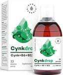 AURA HERBALS Aura Globe Trade Cynkdrop Cynk + B6 + B12 500ml - suplement diety