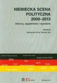 Niemiecka scena polityczna 2009-2013