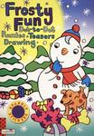praca zbiorowa Frosty fun Dot-to-dot Puzzles teasers drawing