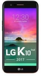 LG K10 Dual Sim 2017 Czarny