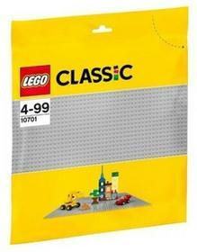 LEGO Classic Szara płytka konstrukcyjna 10701