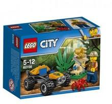 LEGO City Dżunglowy łazik 60156