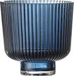 Bloomingville Doniczka szklana niebieska 82040025