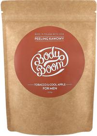Body Boom For Men Tobacco&Cool Apple Peeling kawowy dla mężczyzn 200g 0000058301
