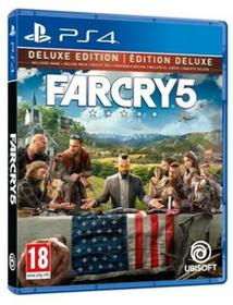 Far Cry 5 Edycja Deluxe PS4