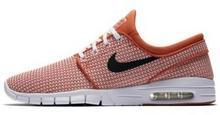 Nike SB Stefan Janoski Max 631303-800 czerwony