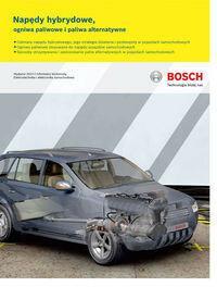 Wydawnictwa Komunikacji i Łączności WKŁ BOSCH Napędy hybrydowe, ogniwa paliwowe i paliwa alternatywne - Praca zbiorowa