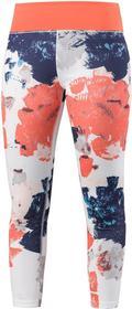 Head legginsy Vision Graphic 7/8 Pant W White Coral L