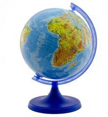 Zachem Globus fizyczny 16 cm