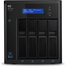 Western Digital WD My Cloud DL4100 Gigabit Ethernet x2 32 TB WDBNFA0320KBK-EESN