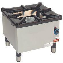 Modular Taboret gazowy   8,8kW   gaz ziemny lub propan   55x55x(H)50cm 6300