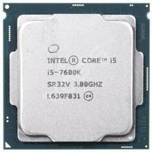 Intel Core i5 7600K 3,8 GHz