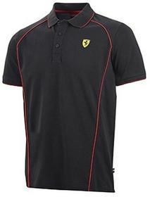 FERRARI F1 Ferrari F1mężczyzn Polo, czarny, S 83317301-S_schwarz_S