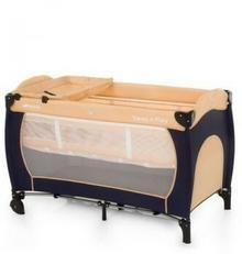 Classic HAUCK Łóżeczko łóżeczka turystyczne Sleep N Play Center 600528