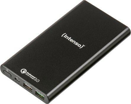 Intenso Powerbank Q10000 10000mAh Czarny 7334530