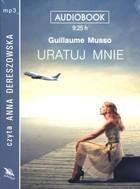 Uratuj mnie książka audio MP3 Guillaume Musso