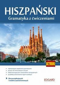 Edgard Hiszpański gramatyka z ćwiczeniami - Tesiorowska Aleksandra