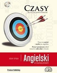 Preston Publishing Angielski w tłumaczeniach. Czasy + CD - Adam Urban