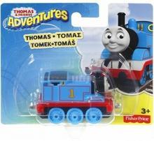 Fisher Price Tomek i przyjaciele Mała lokomotywa Tomek DXR79