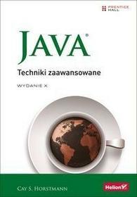 Java Techniki zaawansowane Cay S Horstmann