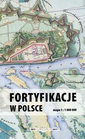 JB72 Fortyfikacje w Polsce, 1:1 000 000 praca zbiorowa