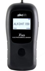 ALKOHIT Alkomat Alkohit X50 Kalibracja Alkomatu