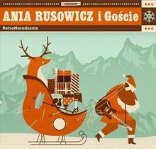 RetroNarodzenie CD) Ania Rusowicz i Goście