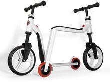 SMJ SPORT Hulajnoga i rowerek biegowy w jednym