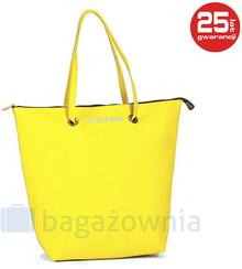 ROLSER Torba na zakupy Bag S Bag Amarillo Żółta - żółty Torba na zakupy Bag S Bag Amarillo - NOWOŚĆ