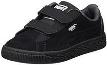 a17f628d7ea758 -27% Puma Unisex dziecięce JL Batman Basket V PS Sneaker - czarny - 33 EU  B0725M5L81