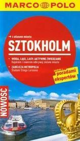 Daunpol Sztokholm Przewodnik Marco Polo z atlasem miasta - Reiff Tatjana