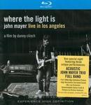 John Mayer Where The Light Is  Live Blu-ray)