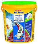 Sera 071 KOI Royal Medium (4 mm) Podszewka główna dla zrównoważonego wzrostu koi od 12 do 25 cm 7123