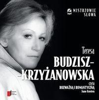 Agora Rozważna i romantyczna. Czyta Teresa Budzisz-Krzyżanowska (audiobook CD) - Jane Austen