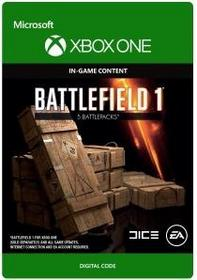 Battlefield 1 20 Pakiety Bojowe XONE wersja cyfrowa