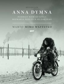 Znak Warto mimo wszystko - Anna Dymna, Wojciech Szczawiński