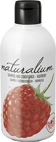 Naturalium Szampon z odżywką Malina 400 ml
