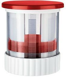 Moha Presto-opatentowana technologia młynek do masła, czerwony 20016
