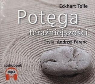 Galaktyka Potęga teraźniejszości (audiobook CD) - Eckhart Tolle