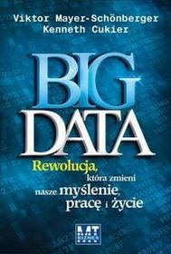 MT BiznesVictor Mayer-Schonberger, Kenneth Cukier Big Data