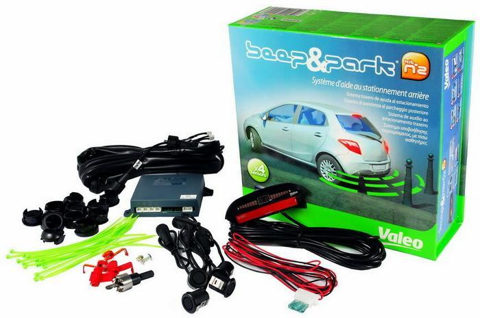 Valeo Czujniki parkowania tył Beep & Park Nr 2 632001