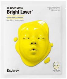 DR.JART+ Rubber Mask Bright Solution - Maseczka nawilżająca