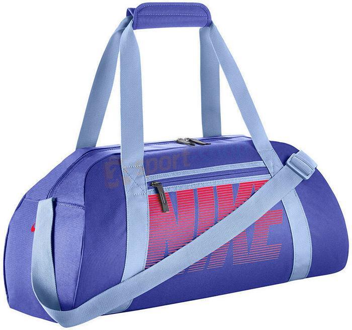 3c20cc0441359 Nike Torba treningowa Womens Gym Club 25L liliowa) 12h BA5167 – ceny ...