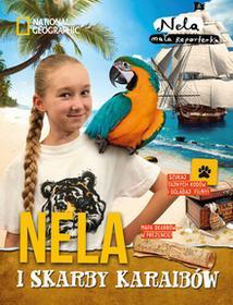 Burda książki Nela i skarby Karaibów - Nela Mała Reporterka