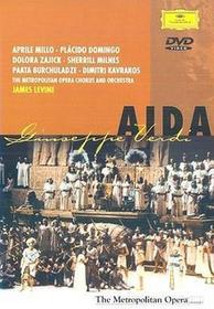 Aida Placido Domingo Aprile Millo The Metropolitan Opera Orchestra and Chorus