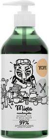 Yope Yope Płyn do Mycia Naczyń - Mięta i Mandarynka 750ml YOPE-5285