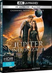 Galapagos JUPITER INTRONIZACJA 2BD) 4K Płyta BluRay)