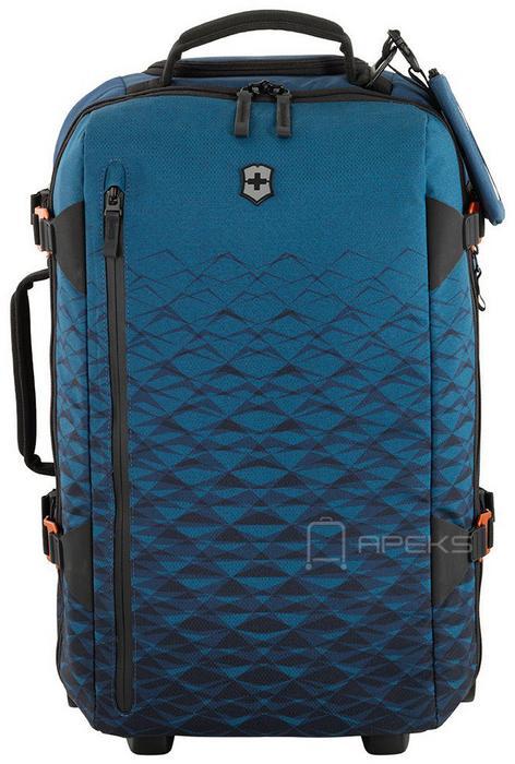 Victorinox Vx Touring Global Carry-On mała walizka kabinowa / torba na kółkach 601477