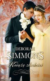 Mira Deborah Simmons Książę złodziei